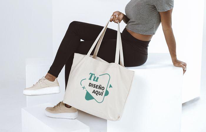 Bolsas de tela con logo