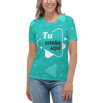 Womens all-over shirts