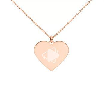 Custom engraved jewelry
