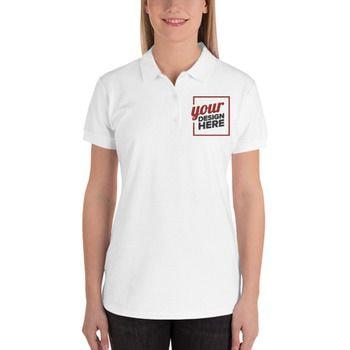 Camisa bordada para mujer