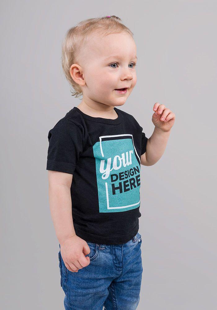 Last Night is a Blur Breastfeeding Baby Bella Canvas T-Shirt
