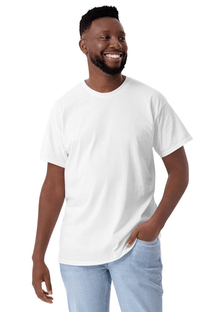 Clic T Shirt Gildan 2000