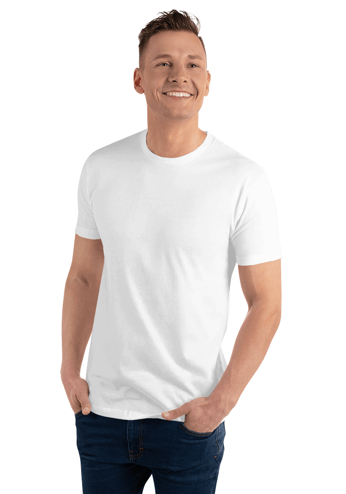 Premium Fit Next Level 3600 Short Sleeve T-Shirt
