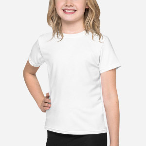 Custom kids & youth all-over print shirts