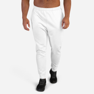 Custom sublimation printing joggers