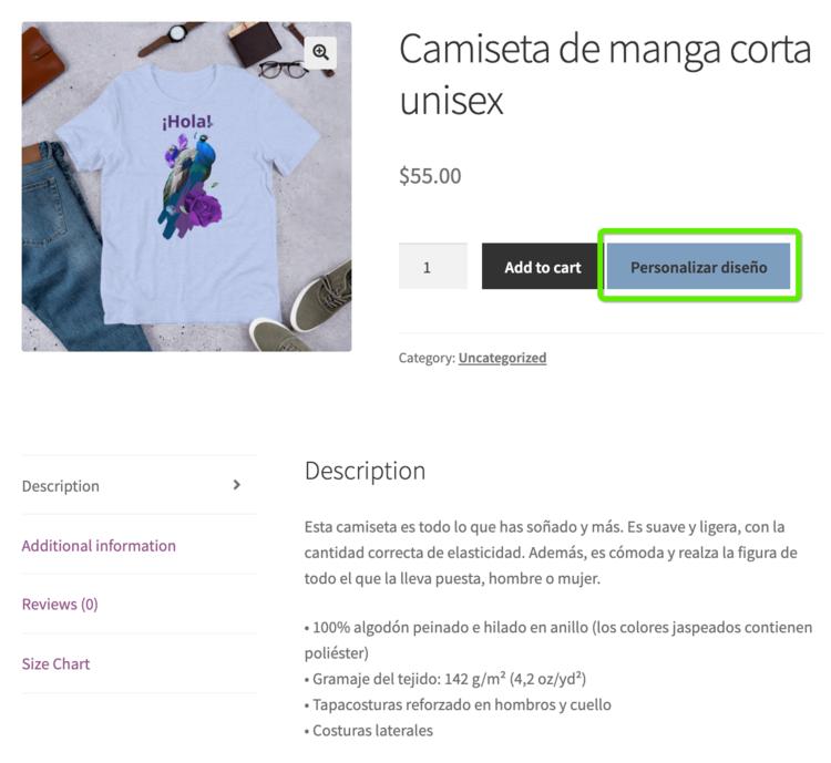 Personalization Screenshot 3