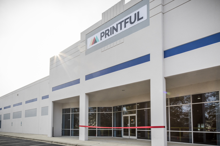 Printful opens new location in Charlotte to accommodate rapidly growing business