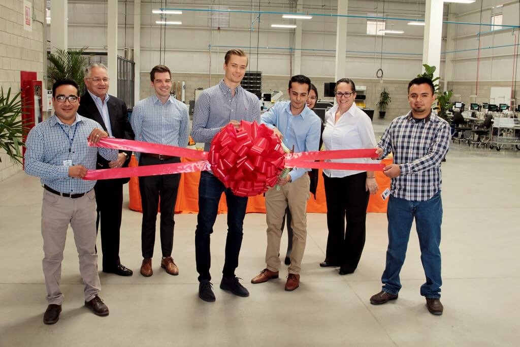 Printful opens new cut & sew fulfillment center in Mexico