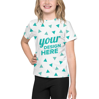 Kids all-over shirts
